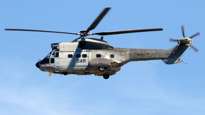 HD.21-19 - Aérospatiale AS 332B Super Puma - Spain - Air Force