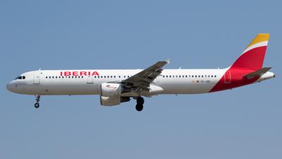 EC-JDR - Airbus A321-211 - Iberia