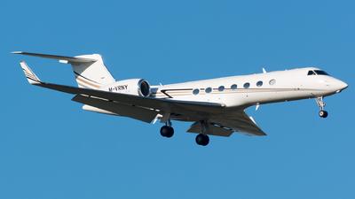 M-VRNY - Gulfstream G550 - Private