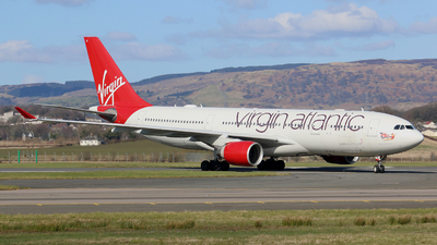 G-VMIK - Airbus A330-223 - Virgin Atlantic Airways