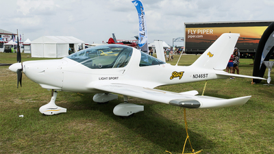 N346ST - TL Ultralight TL-2000 Sting S4 - Private
