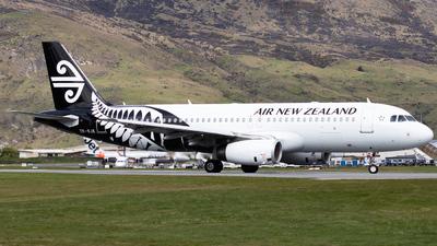 A picture of ZKOJK - Airbus A320232 - [2445] - © Reuben Morison