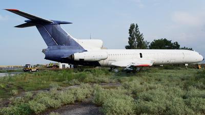 HA-LCR - Tupolev Tu-154B-2 - Malév Hungarian Airlines