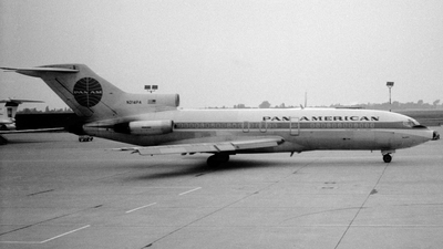 N314PA - Boeing 727-21 - Pan Am