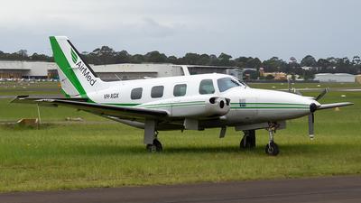 VH-XGX - Piper PA-31P-350 Mojave - AirMed