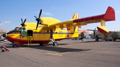 CN-ATP - Canadair CL-415 - Morocco - Air Force