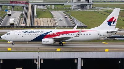 A picture of 9MMXP - Boeing 7378H6 - [40153] - © Phang Jun Xian