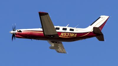 A picture of N531MA - Piper PA46350P Malibu Mirage - [4636331] - © xuxinyi1000