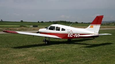 EC-IVI - Piper PA-28-161 Warrior III - Gavina - Grupo Aviación y Naútica
