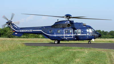 D-HEGF - Aérospatiale AS 332L1 Super Puma - Germany - Bundespolizei
