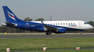 A picture of GCIXV - Embraer E170LR - [17000111] - © R. Eikelenboom