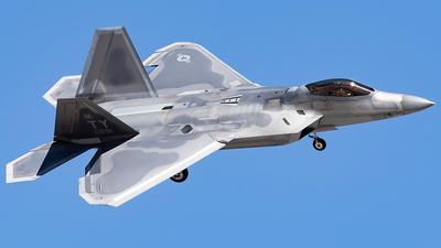 05-4091 - Lockheed Martin F-22A Raptor - United States - US Air Force (USAF)