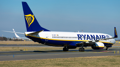EI-GDT - Boeing 737-8AS - Ryanair