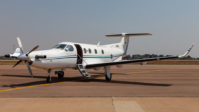 8030 - Pilatus PC-12M Eagle - South Africa - Air Force