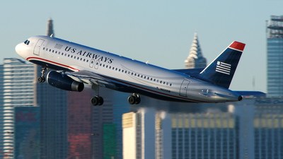 N650AW - Airbus A320-232 - US Airways