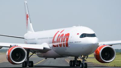 F-WWYJ - Airbus A330-941 - Lion Air