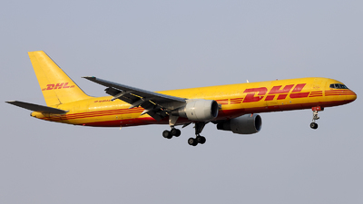 HP-1910DAE - Boeing 757-27A(PCF) - DHL Aero Expreso