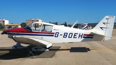 G-BOEH - Robin DR340 Major - Private