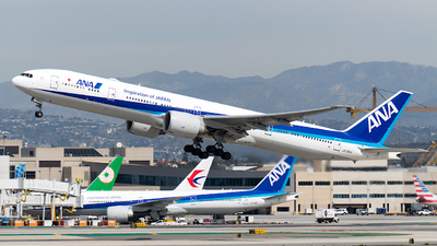 JA735A - Boeing 777-381ER - All Nippon Airways (ANA)