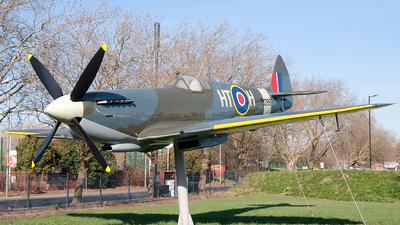 TB288 - Supermarine Spitfire Mk.XVI - United Kingdom - Royal Air Force (RAF)