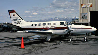 N12DT - Cessna 441 Conquest - Peninsula Airways