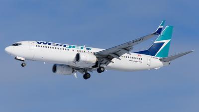 C-FRWA - Boeing 737-8CT - WestJet Airlines