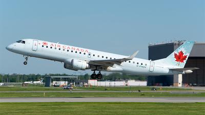 C-FHOY - Embraer 190-100IGW - Air Canada