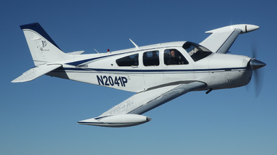 N2041P - Beechcraft F33A Bonanza - Private