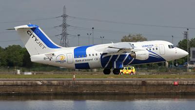 EI-RJX - British Aerospace Avro RJ85 - CityJet