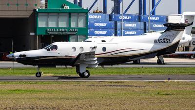 N159GL - Pilatus PC-12/45 - Private