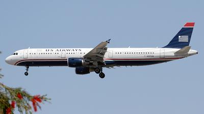N197UW - Airbus A321-211 - US Airways