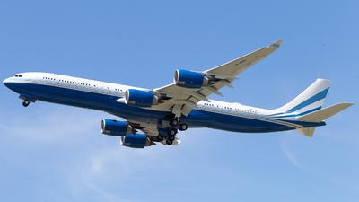 VP-BMS - Airbus A340-541 - Las Vegas Sands Corporation
