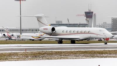 N311CG - Gulfstream G650 - Private