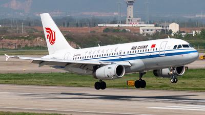 B-6031 - Airbus A319-132 - Air China