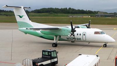 A picture of LNWIW - De Havilland Canada Dash 8100 - Wideroe - © Peter Kesternich