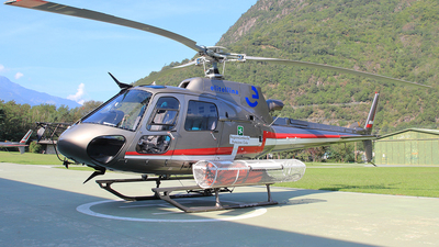 I-TALT - Aérospatiale AS 350B3 Ecureuil - Elitellina