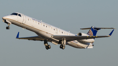 A picture of N11109 - Embraer ERJ145XR - [145657] - © Positive Rate Photography