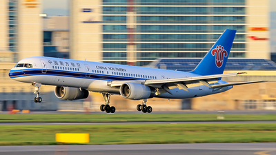 B-2859 - Boeing 757-28S - China Southern Airlines