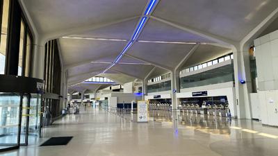 KEWR - Airport - Terminal