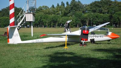 G-BXJS - Gliding Aircraft  Schempp-Hirth HS-6 Janus CM - Private