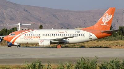 EP-FSF - Boeing 737-529 - Sepehran Airlines
