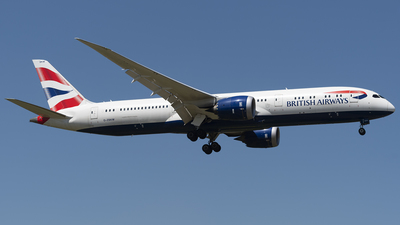 G-ZBKM - Boeing 787-9 Dreamliner - British Airways