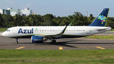 A picture of PRYYC - Airbus A320251N - Azul Linhas Aereas - © Felipe Cruz SBSV