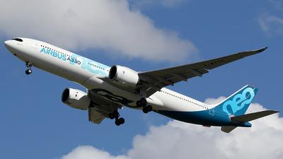 F-WTTN - Airbus A330-941 - Airbus Industrie
