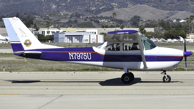 N7975U - Cessna 172F Skyhawk - Private