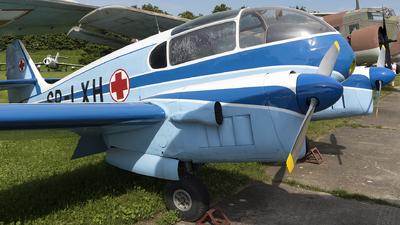 SP-LXH - Aero 145 - Private