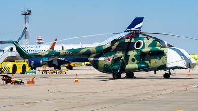 RF-23187 - Mil Mi-8AMTSh Hip - Russia - Federal Security Service