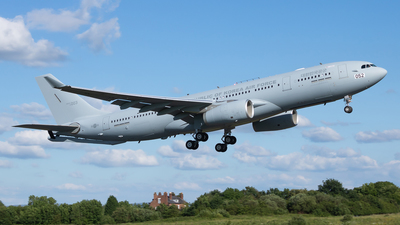 19-003 - Airbus A330-243 - South Korea - Air Force