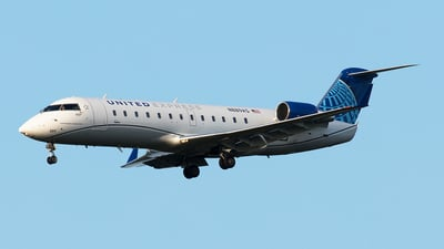 N889AS - Bombardier CRJ-200LR - United Express (SkyWest Airlines)