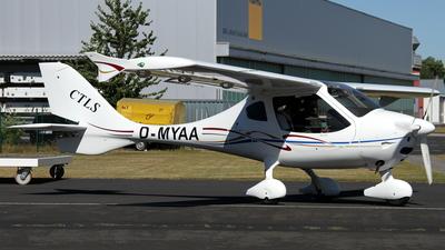 D-MYAA - Flight Design CT-LS - Private